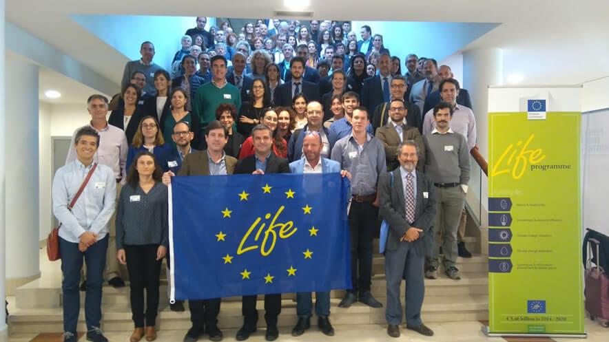 SERVYECO aterriza en Bruselas con el proyecto LIFE NEWEST