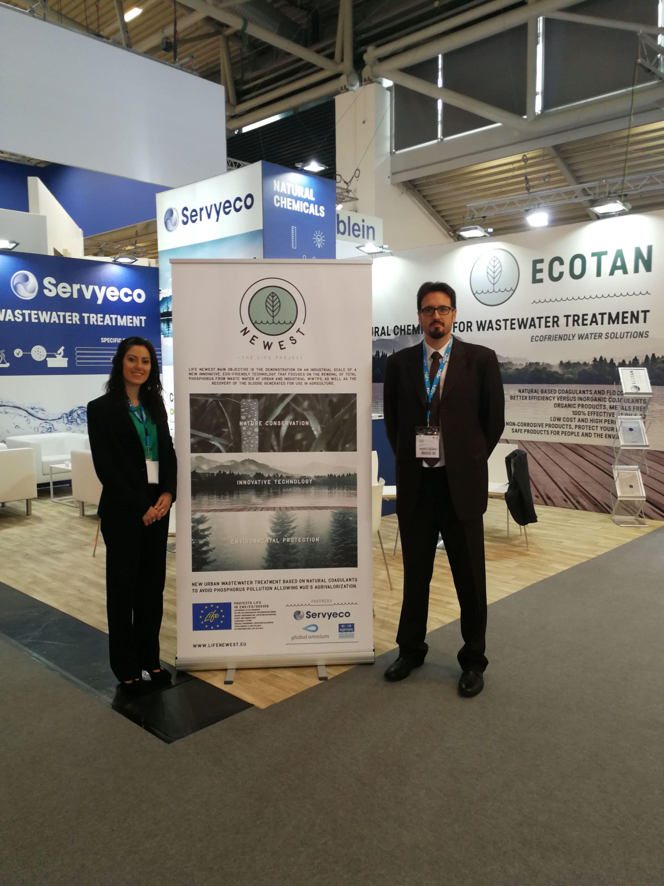 El éxito de IFAT 2018: sostenibilidad, innovación y tecnología.