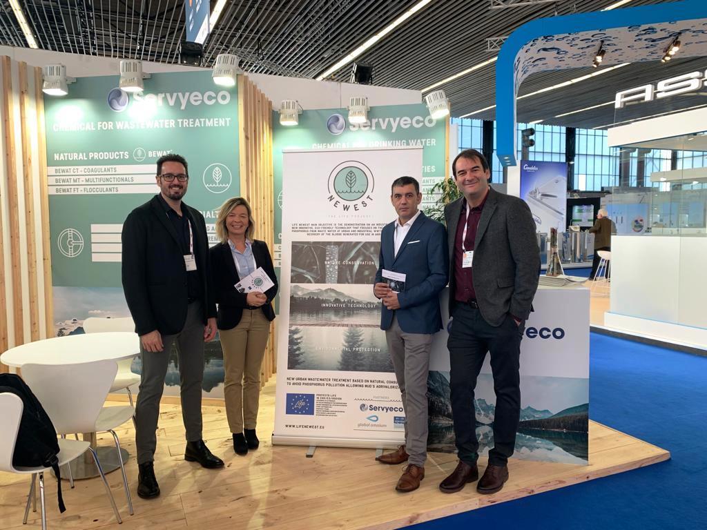 AQUATECH 2019 un encuentro repleto de tecnologías innovadoras y sostenibilidad