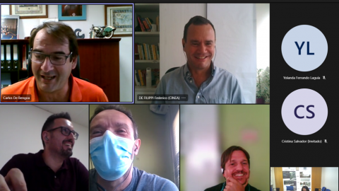 PROJECT OFFICER VIRTUAL MEETING